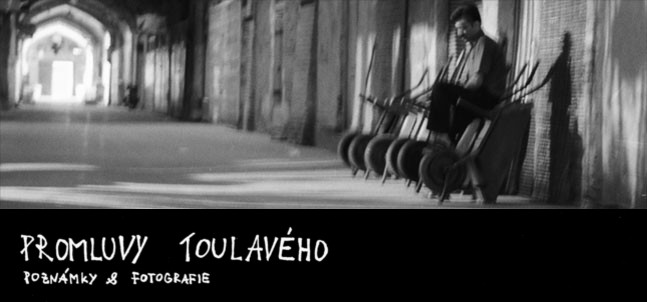 promluvy toulavého