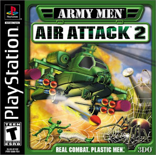 download Army Men Air Attack 2 PS1