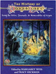 History of Krynn Dragonlance
