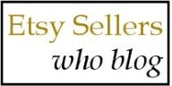 Etsy Sellers Who Blog