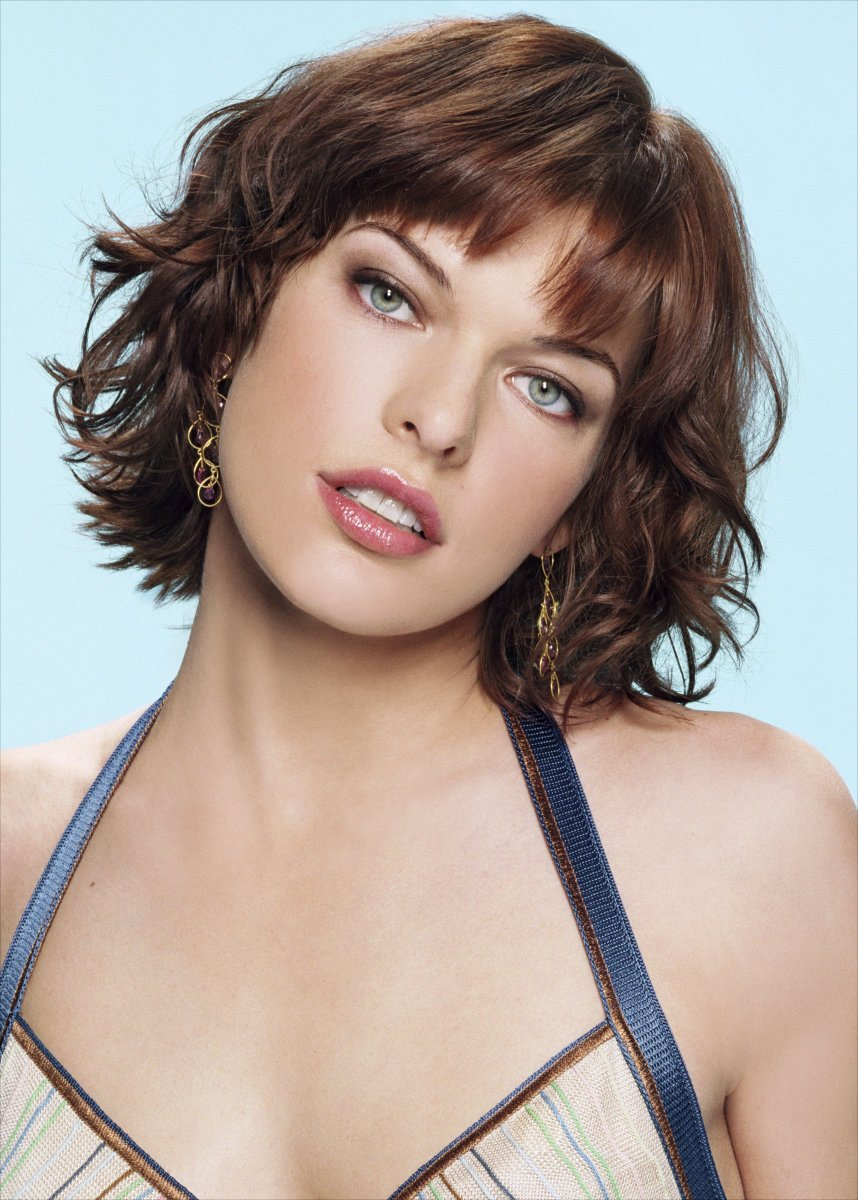 Most Beautiful Woman i... Milla Jovovich Age