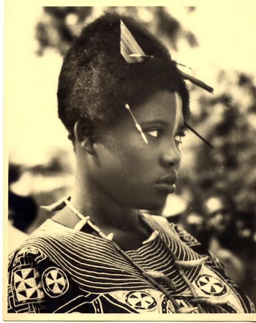 Women in Camerun