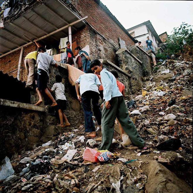 slum boys