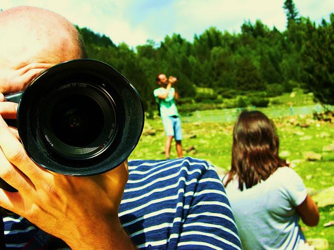 taller de foto a la vallferrera