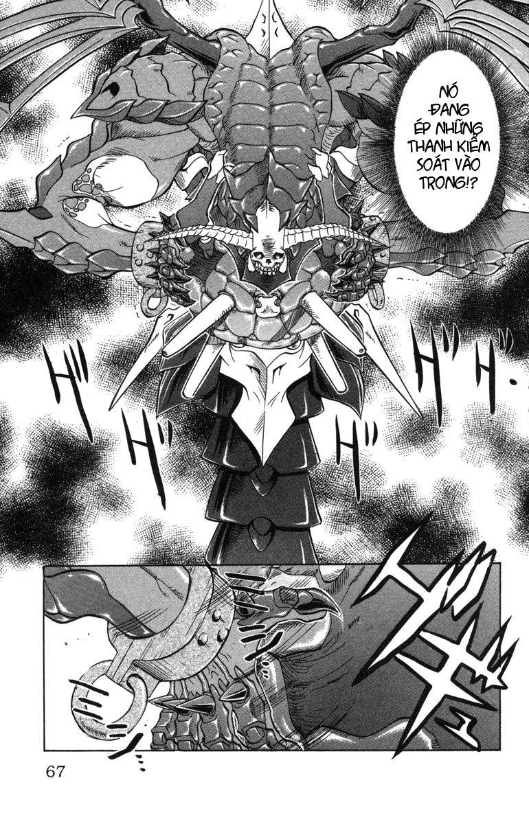 Chaosic Rune chap 12 - Trang 4