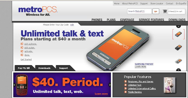 Pay bill of metro pcs phones via www.metropcs.com Phone | metropcs.com pay bill