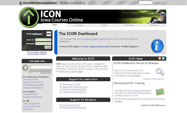 How to Login at The University of Iowa Website(icon.uiowa.edu) - ICON Login Guide