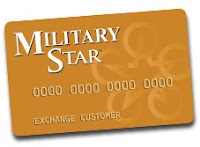 Military Star Card : Online account Management