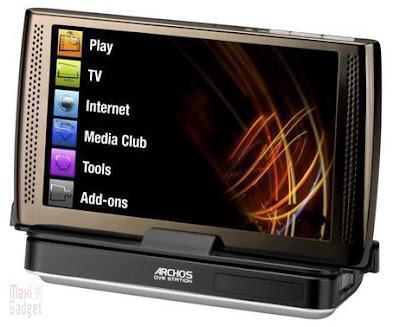 archos g tablette internet