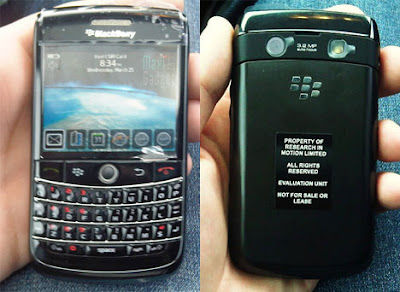 blackberry onyx 3