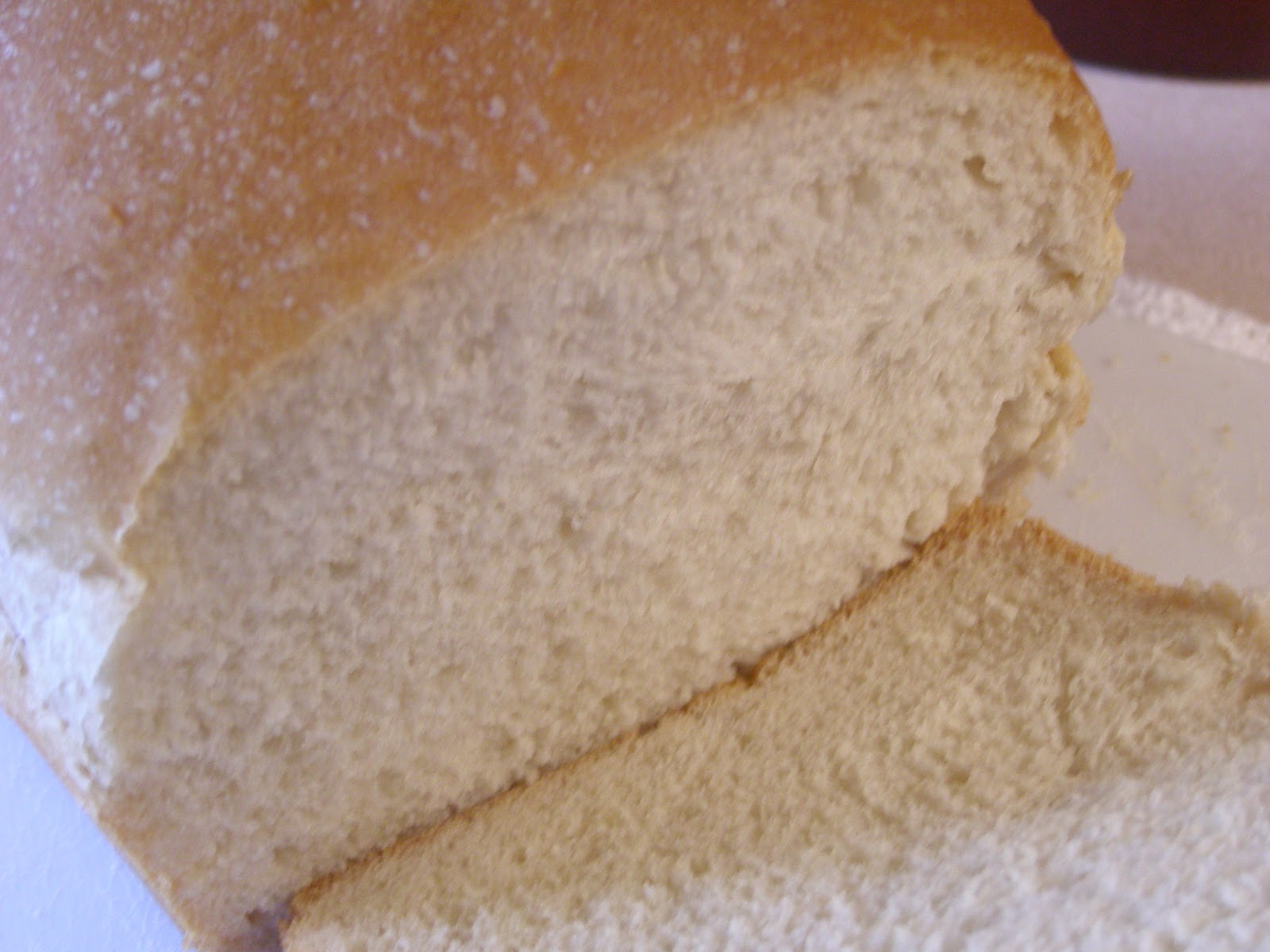 ... Rickett Chronicles: Recipe: White Sandwich Bread for the Bread Machine