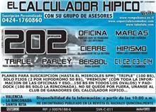 EL CALCULADOR HIPICO
