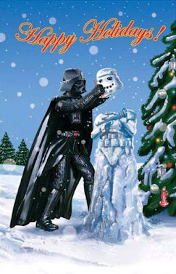 merry christmas from star wars - Merry Christmas Star Wars
