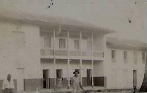 PALACIO MUNICIPAL  (DECADA DE LOS 50)