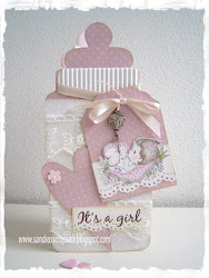 Babyfleskaart