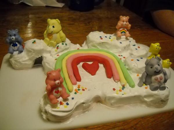 Kati's birthday cake