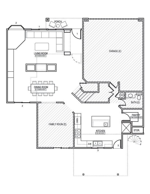 westin gaudet architecture portfolio barnaby addition