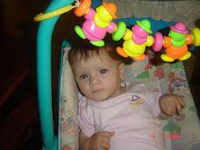 Ioana la 7 luni