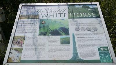 The Cherhill White Horse
