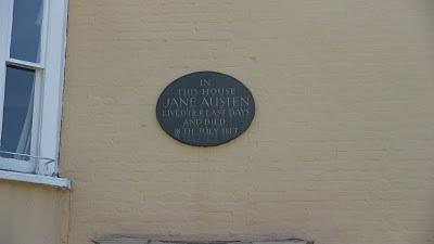 Jane Austen home