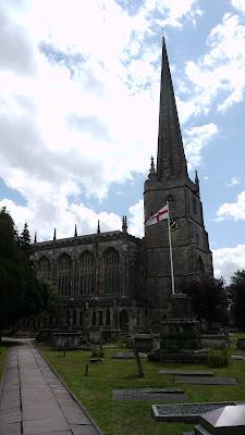 The Parish Church of St Mary the Virgin, Tetbury