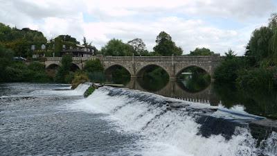 Bathampton Weir