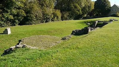 Roman Wall, Cirencester