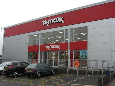 TK Maxx Bristol