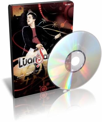 DVD Luan Santana Meteoro Ao Vivo