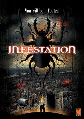 Filme Poster Infestação DVDRip RMVB Legendado