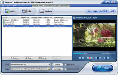 Aimersoft Video Converter Ultimate 4