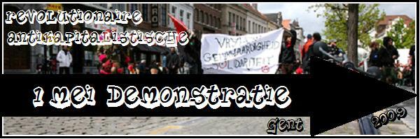 antikapitalistische 1 mei