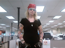 Some of my tougher days...hee hee ;) Halloween '07!