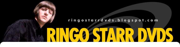 RINGO STARR DVDS