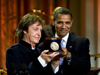Paul Mccartney White House