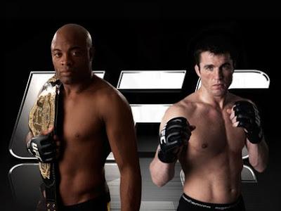 UFC 117 Weigh Ins