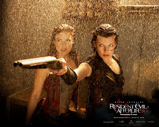 Watch Resident Evil: Afterlife 3D Movie