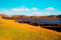 Photovoltaikanlage in Gornji Petrovci