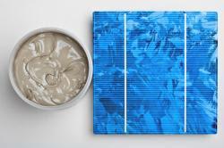 Silberhaltige Kontaktierungspasten für die Solarzellenfertigung