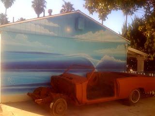 San Clemente CA, Grafitti