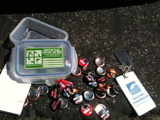 @Surfrider HQ #Geocache
