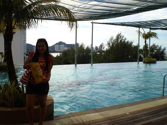 Mamenez event management hotel review the gurney resort hotel residences penang for Gurney hotel penang swimming pool