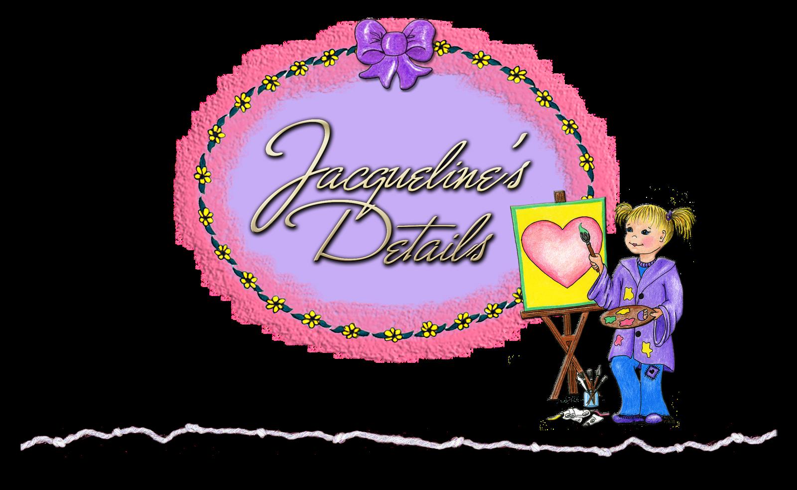 Jacqueline's Details