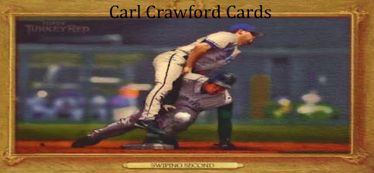 Carl Crawford Cards