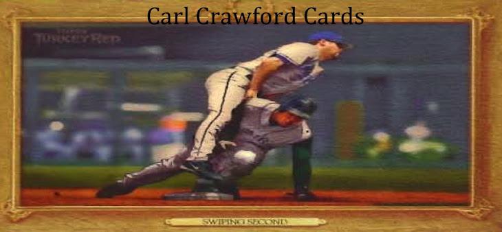Carl Crawford Cards