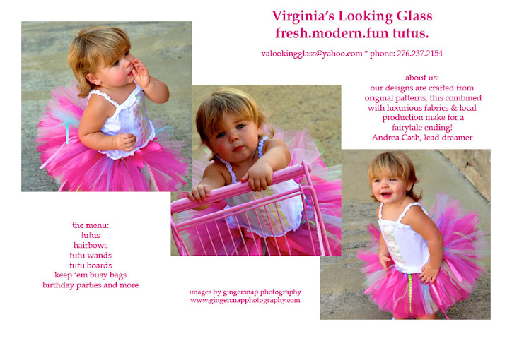 Virginia's Looking Glass