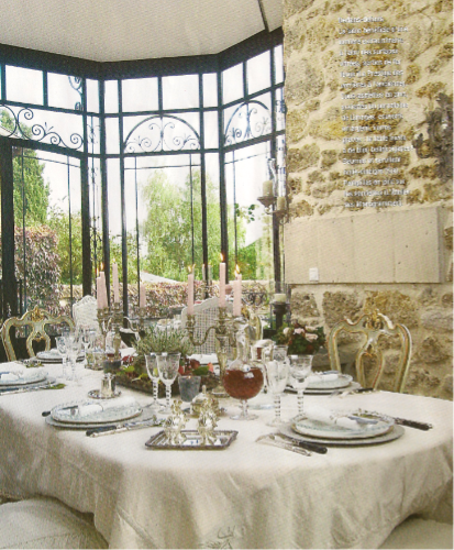 Romancing The Home Inspiration In French Home Decor Magazines