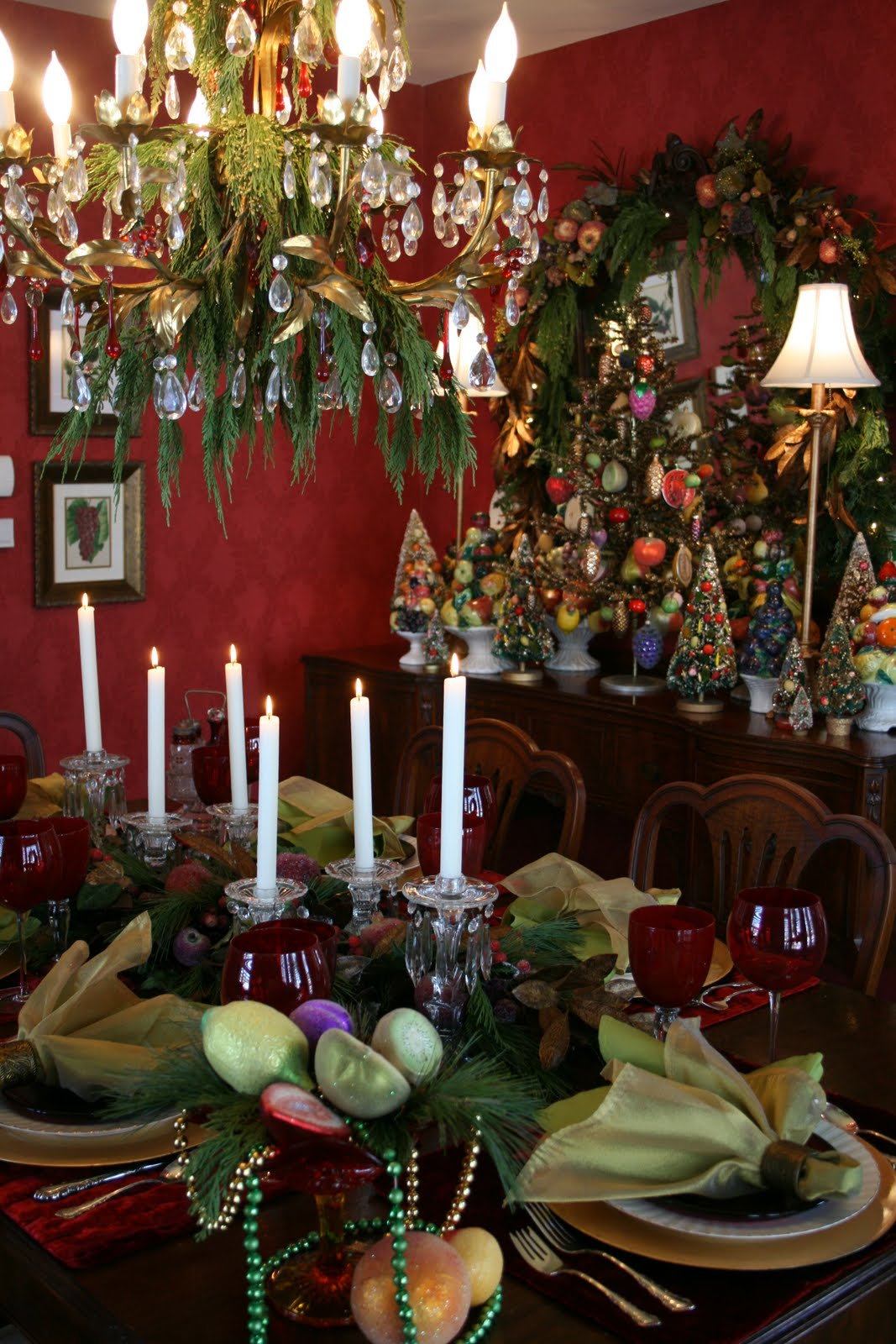 Romancing the home december