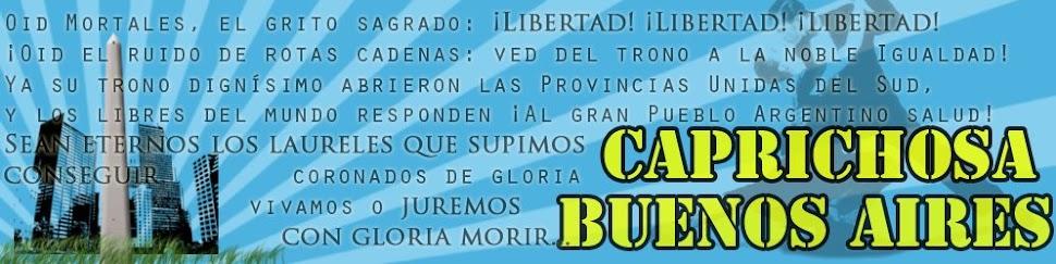 Caprichosa Buenos Aires