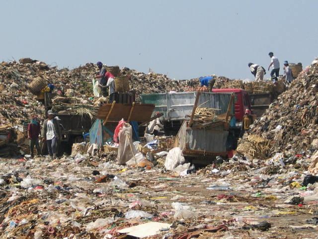 Pencemaran TanahPencemaran Pembinaan
